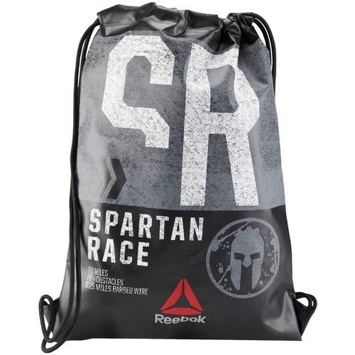 Bags Rucksacks Reebok Sport Spartan Race Gymsack Black,Grey