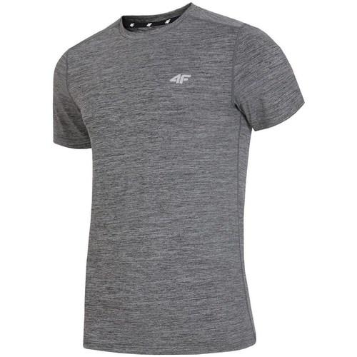 Clothing Men short-sleeved t-shirts 4F H4L19 TSMF002