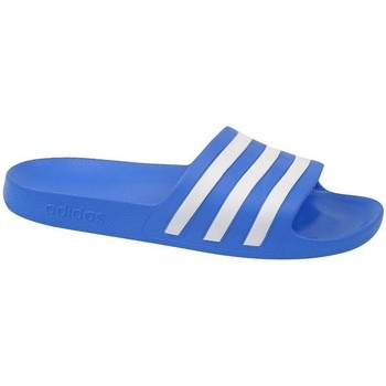 Shoes Men Tap-dancing adidas Originals Adilette Aqua Blue