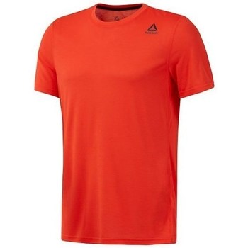 Clothing Men Short-sleeved t-shirts Reebok Sport Wor Supremium 20 Red