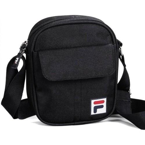 Bags Women Shoulder bags Fila Milan Pusher Black