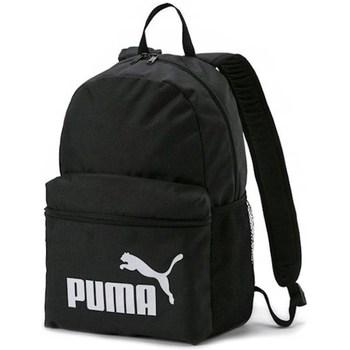 Bags Rucksacks Puma Phase Backpack IN Black Black