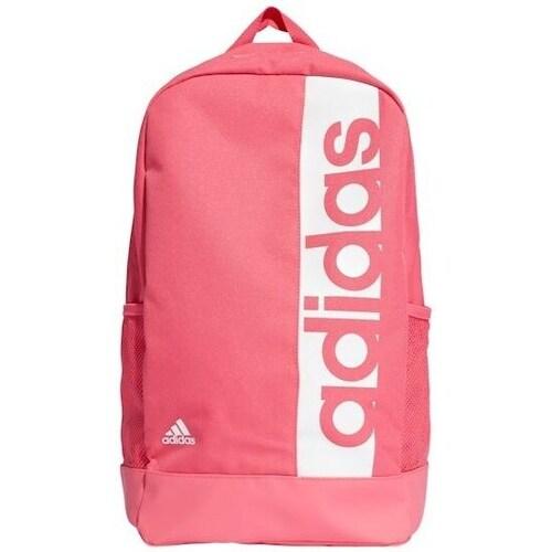 Bags Rucksacks adidas Originals Linear Performance Pink