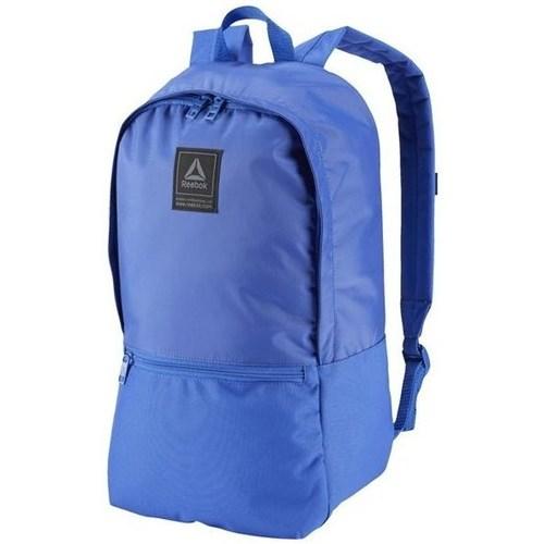 Bags Rucksacks Reebok Sport Style Foundation Blue