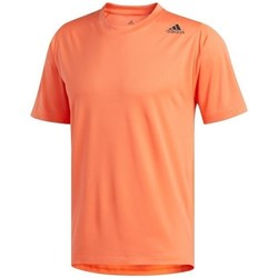 Clothing Men Short-sleeved t-shirts adidas Originals Freelift Sport Prime Lite Orange