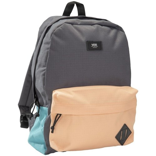 Bags Rucksacks Vans Old Skool II Grey,Orange,Turquoise