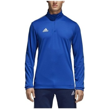 Clothing Men Track tops adidas Originals Core 18 Training Top Blue