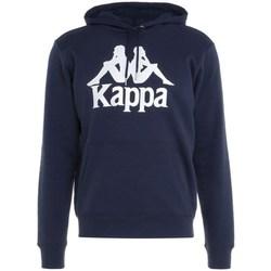 Clothing Men Sweaters Kappa Taino Hooded Sweatshirt Navy blue