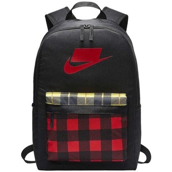 Bags Rucksacks Nike Heritage 20 Black,Red