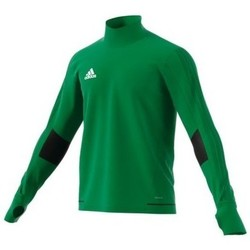 Clothing Men Track tops adidas Originals Tiro 17 Training Top Green