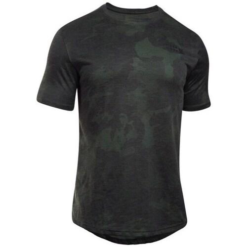 Clothing Men Short-sleeved t-shirts Under Armour UA Sportstyle Core Tee Black