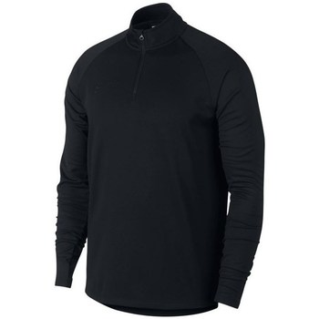 Clothing Men Sweaters Nike Dry Academy Dril Top Black