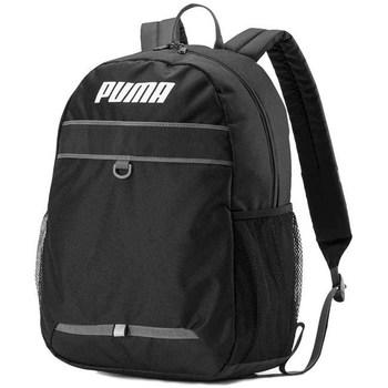 Bags Rucksacks Puma Plus Backpack Black