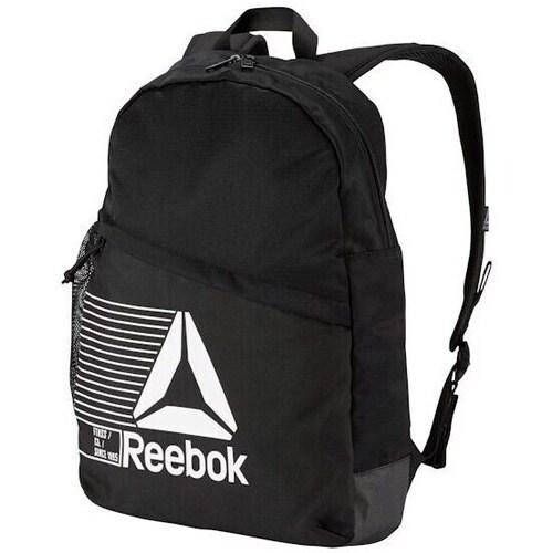 Bags Rucksacks Reebok Sport Act Fon M Black