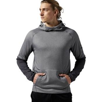 Clothing Men Sweaters Reebok Sport One Series Fleece Grey