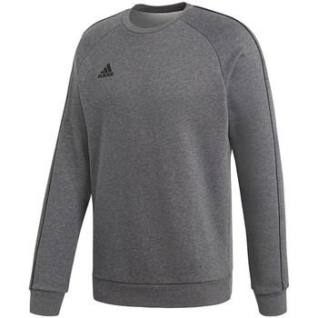 Clothing Men Sweaters adidas Originals CORE18 SW Top Grey