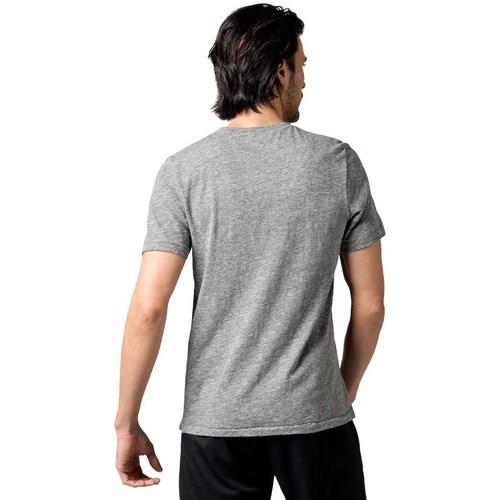 .co.uk  Combat Noble Fight X Tshirt  Reebok Sport  short-sleeved t-shirts  men  grey