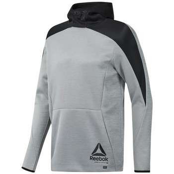 Clothing Men sweaters Reebok Sport Ost Spacer Oth Grey