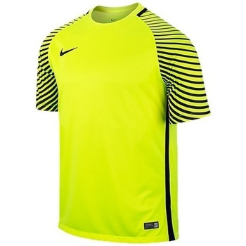 Clothing Men Short-sleeved t-shirts Nike Gardien GK Jersey Yellow