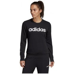 Clothing Women Sweaters adidas Originals Essentials Linear Black