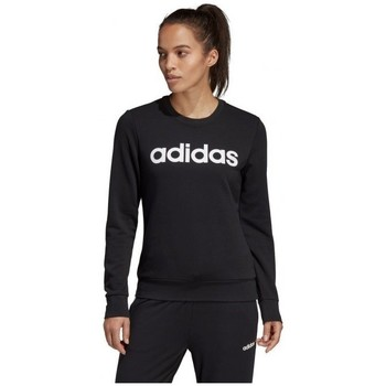 Clothing Women sweaters adidas Originals Essentials Linear Black