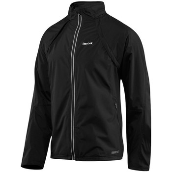 Clothing Men Jackets Reebok Sport Active Shell Black