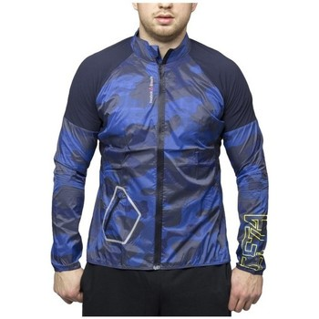 Clothing Men Macs Reebok Sport CF Fthr Jkt Blue,Navy blue