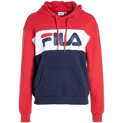 Clothing Women Sweaters Fila Lori White,Red,Navy blue