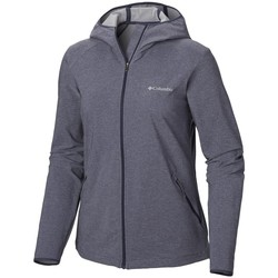 Clothing Women Sweaters Columbia Heather Canyon Softshell Grey, Graphite