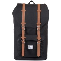 Bags Rucksacks Herschel Little America Black Black,Brown