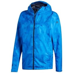 Clothing Men Macs adidas Originals Wandertag Allover Print M Blue