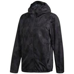 Clothing Men Macs adidas Originals Wandertag Allover Print Black,Grey