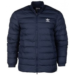 Clothing Men Duffel coats adidas Originals Originals Superstar Outdoor Blue