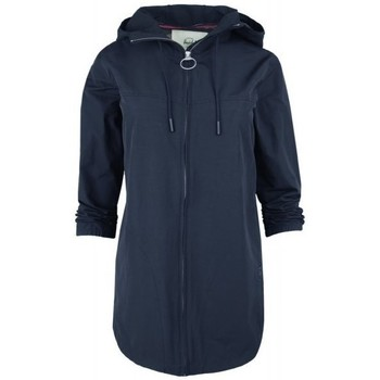 Clothing Women Jackets Herschel 1502000074 Navy blue