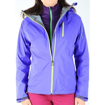 Clothing Women Jackets Salomon Quest Hike Trip 3 IN 1 W Violet