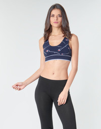 Clothing Women Sport bras Champion SEAMLESS BRALETTE Marine