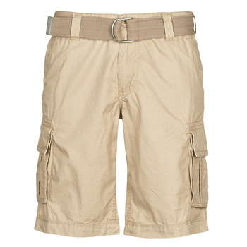 Clothing Men Shorts / Bermudas Teddy Smith SYTRO 3 Beige