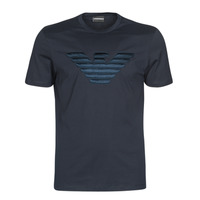 Clothing Men Short-sleeved t-shirts Emporio Armani DOUNIA Marine
