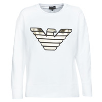 Clothing Women sweaters Emporio Armani DJIMMY White