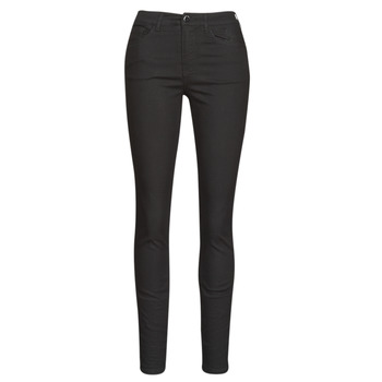 Clothing Women slim jeans Emporio Armani DIANE Black