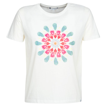 Clothing Women Short-sleeved t-shirts Desigual MILAN White