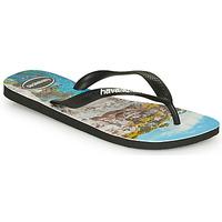 Shoes Men Flip flops Havaianas TOP PHOTOPRINT Multicoloured