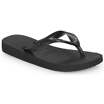 Shoes Children Flip flops Havaianas TOP  black