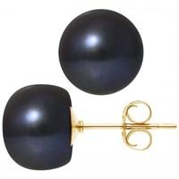 Watches Women Earrings Blue Pearls BPS K618 W Multicolored