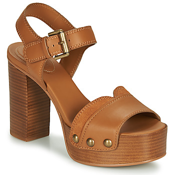 Shoes Women Sandals See by Chloé SB34122A Camel