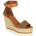 Shoes Women Espadrilles See by Chloé