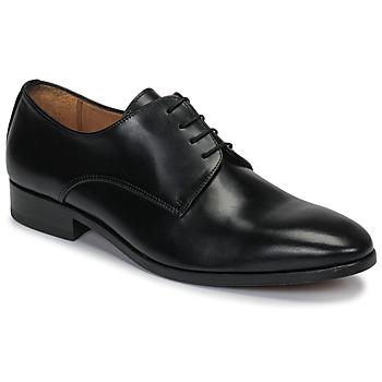 Shoes Men Derby Shoes Brett & Sons POLIFE Black