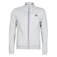 Clothing Men Track tops Le Coq Sportif ESS FZ Sweat N°2 M Grey / Mottled