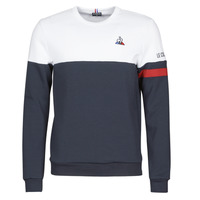 Clothing Men sweaters Le Coq Sportif TRI Crew Sweat N°1 M Red