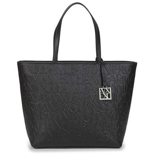 Bags Women Shopping Bags / Baskets Armani Exchange MANO Black